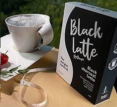 Easy Black Latte – sérum – comprimés – composition
