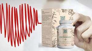 Detonic – pour l'hypertension - pas cher – action – prix