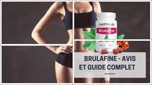 Brulafine – effets – France – comprimés
