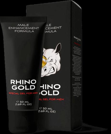 Rhino Gold Gel - action - avis - comment utiliser