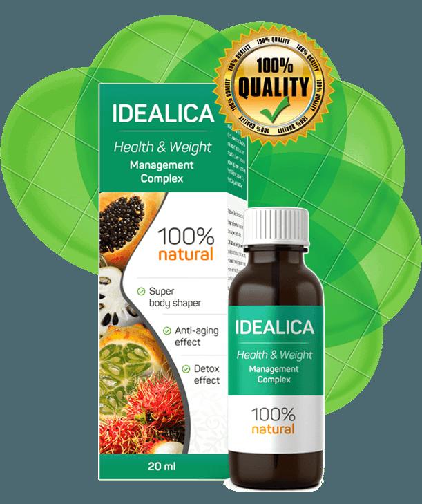 Idealica gouttes - prix - en pharmacie - Amazon