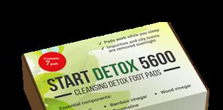 Start Detox 5600 - achat - pas cher - composition - mode d'emploi