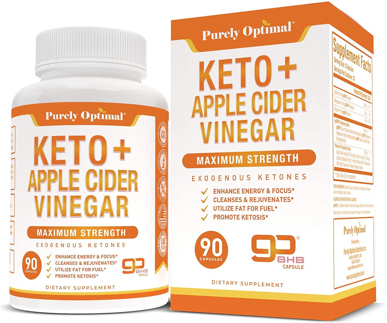 Apple Cider Vinegar Ketone Bhb - achat - pas cher - mode d'emploi - comment utiliser?