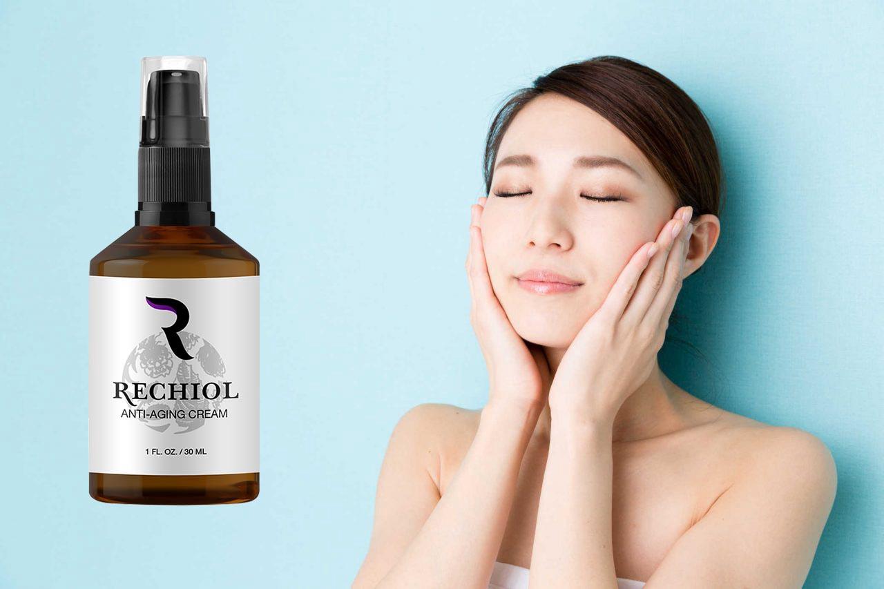 Rechiol Anti Aging Cream - Amazon - composition - avis