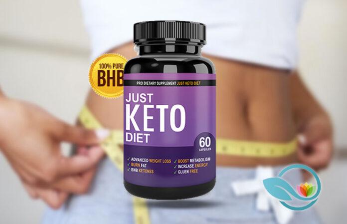 Just Keto Diet - pas cher - mode d'emploi - composition - achat